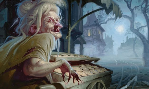A Guide To Hags: The Wicked Witches Of D&D