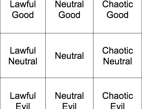 Dungeons & Dragons Alignment Explained + Examples!