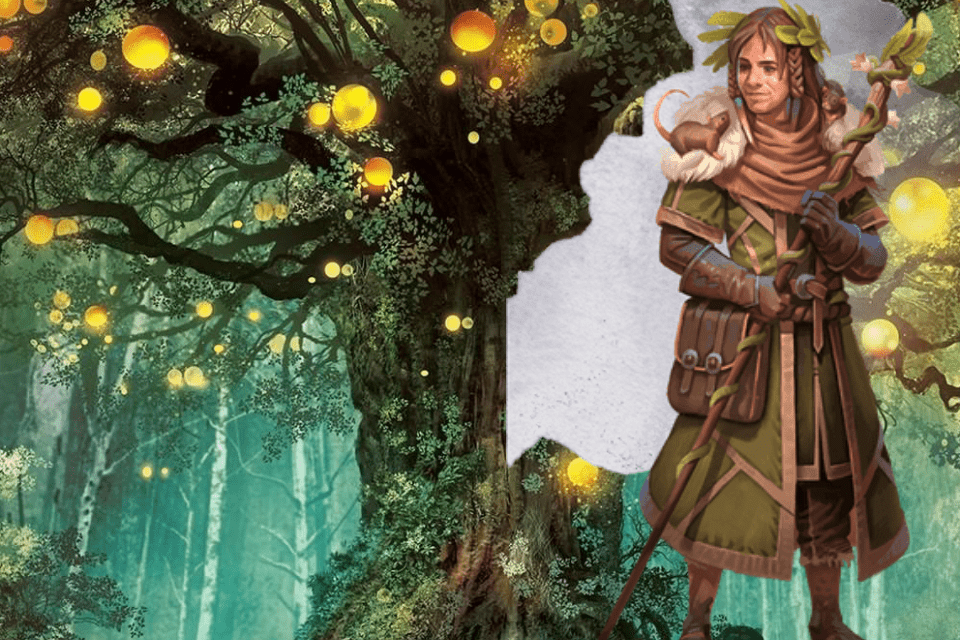 Circle of Dreams Druid Guide: Playing With Fey