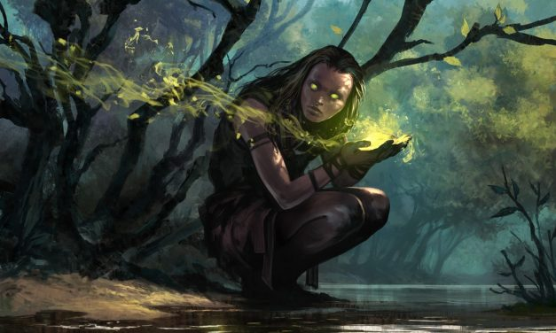 The 10 Worst Druid Spells By Level