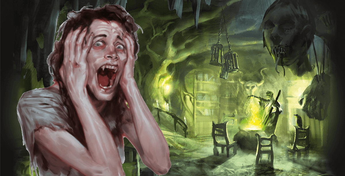 Running Horror Games in D&D 5e | Ultimate How-To Guide