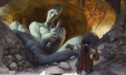 The Stone Giant in D&D 5e: The Reclusive Artists