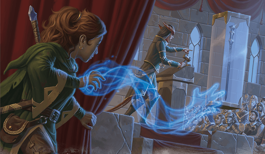 The Best Spells For Arcane Tricksters in 5e | Rogue Subclass Guide
