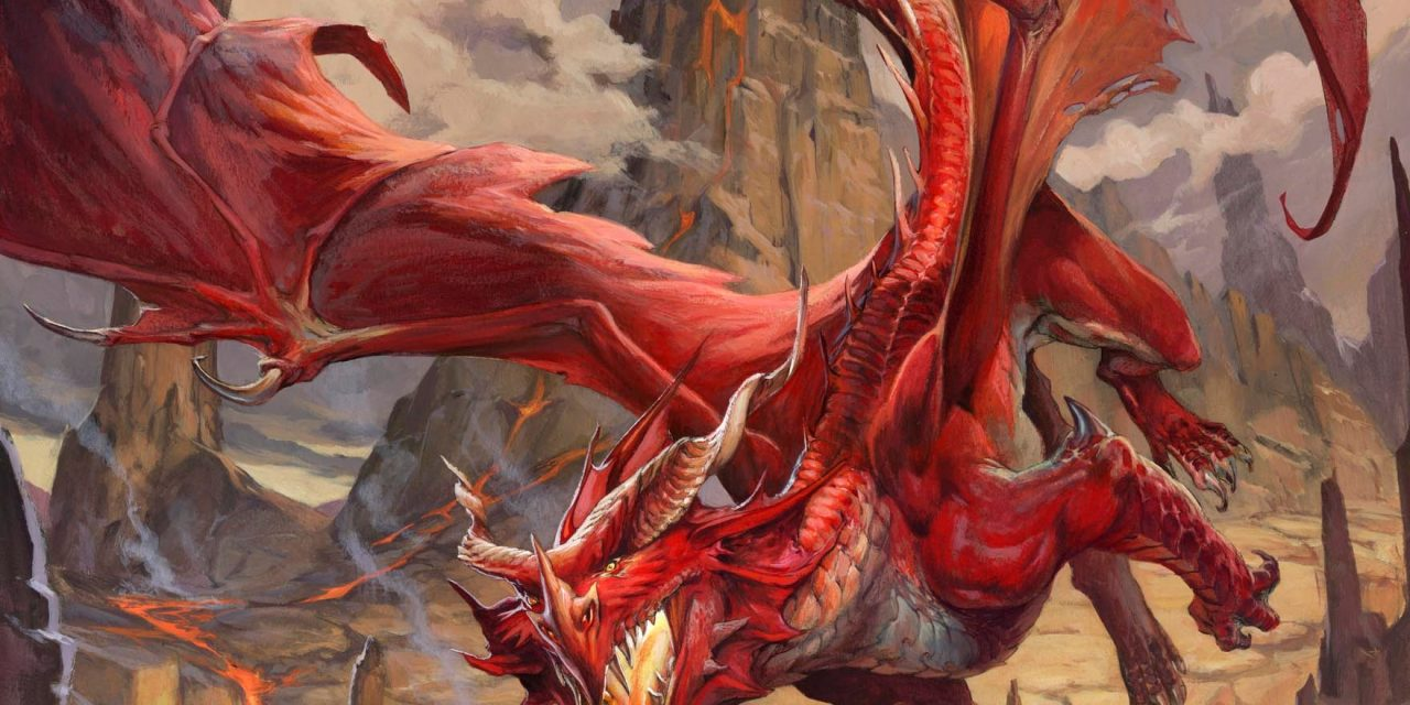 10 D&D Monsters From Real World Mythology