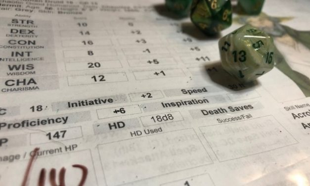 Review: Ultra Pro D&D Character Folios | Are They Worth It?
