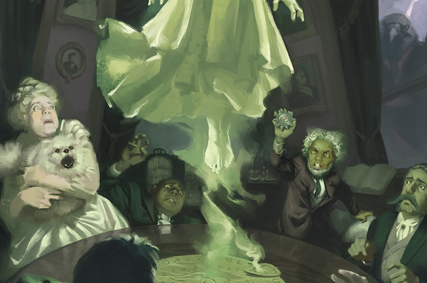 The College of Spirits Bard   D&D 5e Subclass Guide