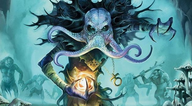 The Complete Guide to Mind Flayers in D&D 5e   Illithid Brain Food!