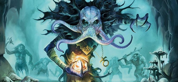 The Complete Guide to Mind Flayers in D&D 5e | Illithid Brain Food!