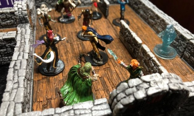 Review: WizKids Warlock Tiles | Quality Affordable Dungeon Terrain